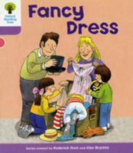 Oxford Reading Tree: Level 1 + : Patterned Stories: Fancy Dress - 2839861680