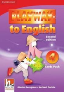 Playway To English 2nd Edition Level 4: : Cards Pack - 2839762809