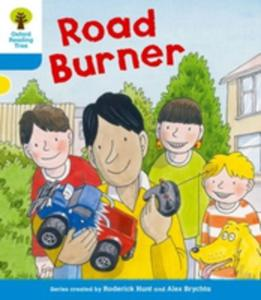 Oxford Reading Tree: Level 3 More A Decode And Develop Road Burner - 2842831890