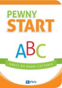 Pewny Start Karty Do Nauki Czytania - 2840179216