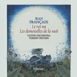 Francaix: Orchestral Music 3 - 2839252223