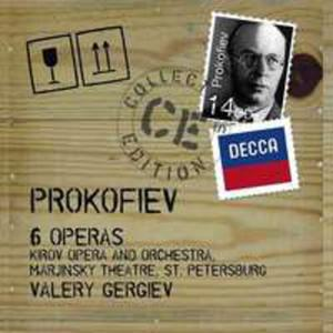 Prokofiev Operas Collectors Edition - 2839262026
