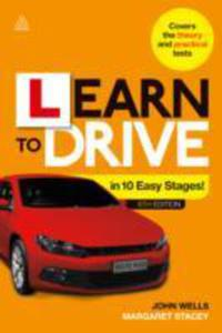 Learn To Drive In 10 Easy Stages - 2846039238