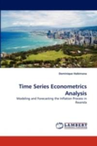 Time Series Econometrics Analysis - 2860267348