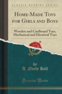 Home-made Toys For Girls And Boys - 2871621735