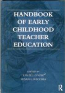 Handbook Of Early Childhood Teacher Education - 2844451024