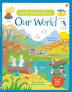 My First Book About Our World - 2844451221