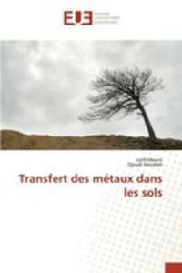 Transfert Des Métaux Dans Les Sols - 2860703213