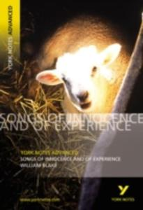 Songs Of Innocence And Experience: York Notes Advanced - 2840024735
