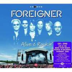 Alive & Rockin Cddvd - 2839383672