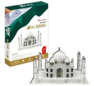 Puzzle 3d Taj Mahal 87 - 2840322638