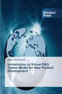 Introduction To Virtual R&d Teams Model For New Product Development - 2857254028