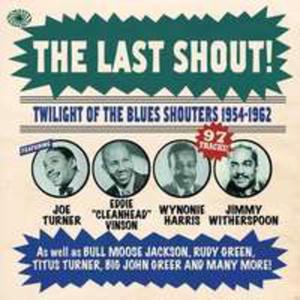 Last Shout - 2840103478