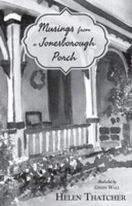 Musings From A Jonesborough Porch - 2853976532