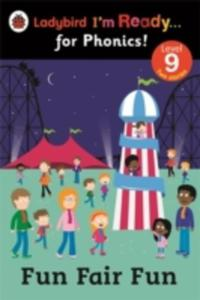 Fun Fair Fun: Ladybird I'm Ready For Phonics Level 9 - 2840068640