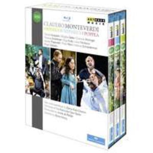 Monteverdi Box:orpheus/od - 2840292333