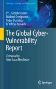 The Global Cyber-vulnerability Report - 2840395707