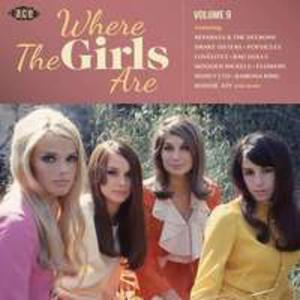 Where The Girls Are V.9 - 2840347502