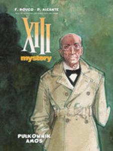 XIII Mystery. Tom 4. Pu�kownik Amos - 2840221627