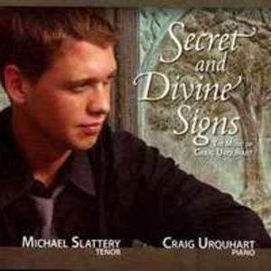 Secret And Divine Signs Music By Urquhart - 2839249476