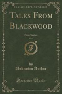 Tales From Blackwood, Vol. 3 - 2855143893