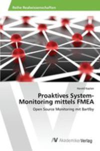 Proaktives System-monitoring Mittels Fmea - 2860635429