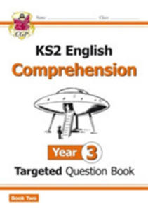 New Ks2 English Targeted Question Book: Year 3 Comprehension - Book 2 - 2845365365