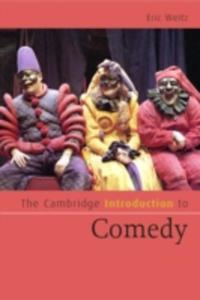 The Cambridge Introduction To Comedy - 2839873174