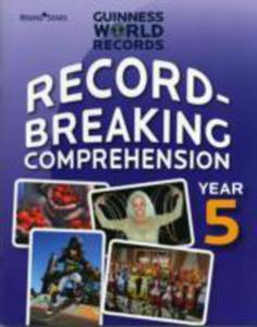 Record Breaking Comprehension Blue Book - 2870577048