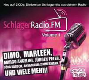 Schlagerradio Fm Vol. 1 - 2839336073