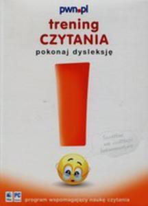 Trening Czytania - Pokonaj Dysleksję Cd - Rom - 2846732173