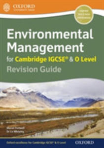 Environmental Management For Cambridge Igcse & O Level Revision Guide - 2860485770