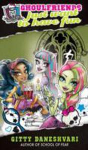 Monster High: Ghoulfriends Just Want To Have Fun - 2839869923