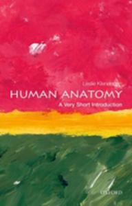 Human Anatomy: A Very Short Introduction - 2840154968