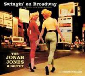 Swingin On Broadway / Broadway Swings Again - 2840054120