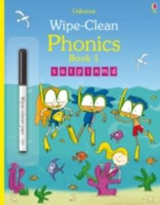 Wipe - Clean Phonics - 2860422368