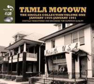 Tamla Motown Vol.1 - 2840098127