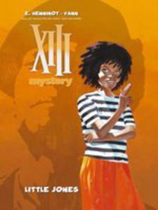 XIII Mystery Tom 3 Little Jones - 2876791269