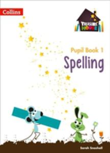 Year 1 Spelling Pupil Book - 2842831445