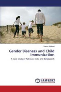 Gender Biasness And Child Immunization - 2860627969