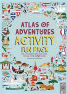 Atlas Of Adventures Activity Fun Pack - 2840247796