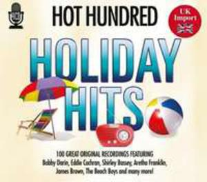 Hot Hundred Holliday Hits - 2840123773