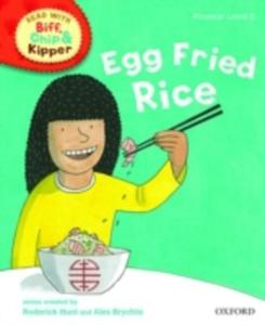 Oxford Reading Tree Read With Biff, Chip, And Kipper: Phonics: Level 5: Egg Fried Rice - 2839861860