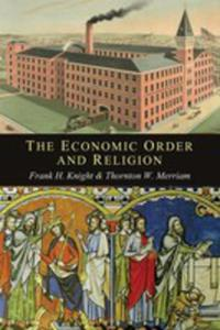 The Economic Order And Religion - 2852969970