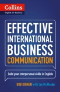 Collins Effective International Business Communication - 2843683007