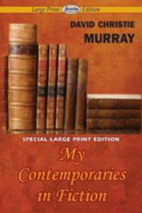 My Contemporaries In Fiction - 2848628002