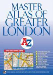 London Master Atlas - 2846918554