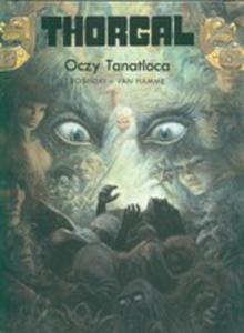 Thorgal Tom 11 - Oczy Tanatloca - 2876780181