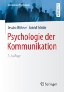Psychologie Der Kommunikation - 2842402450