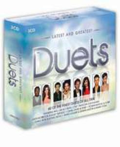 Duets - Latest & Greatest - 2839400424